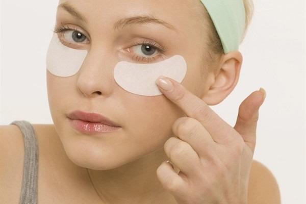 Кожа вокруг глаз маска в домашних условиях