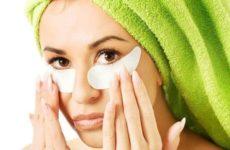 Можно ли использовать гепариновую мазь для кожи вокруг глаз?