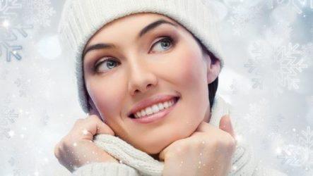 Чем накормить кожу лица зимой?