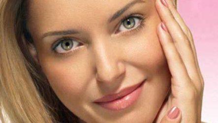 Как поддержать чистоту кожи лица