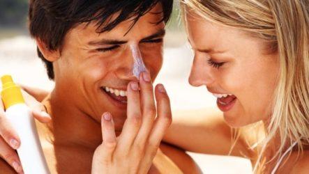 Натуральные косметические продукты для ухода за мужским лицом